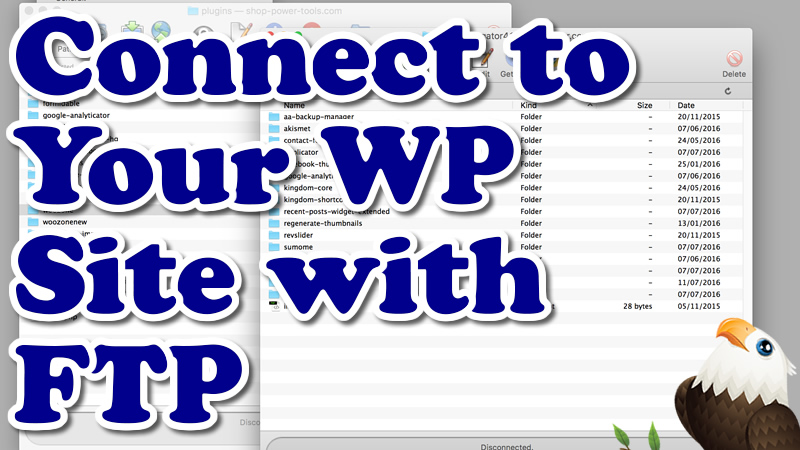 how to connect wordpress program to your website